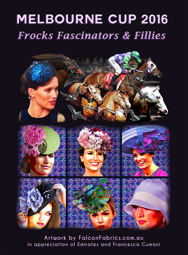 Tribute to the Melbourne Spring Racing Carnival and Francesca Cumani
