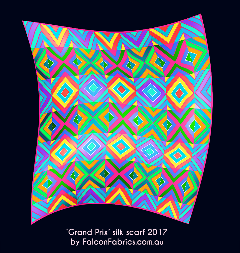 Grand Prix 2017 pattern by Cliff Howard
