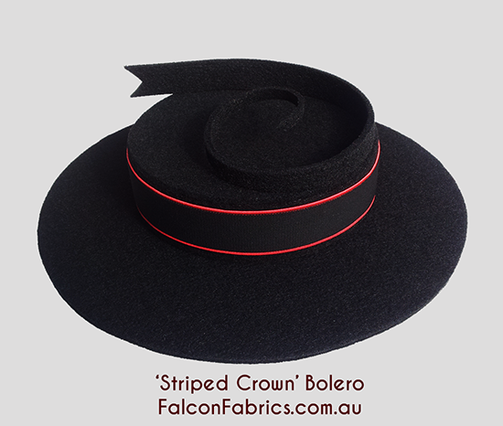 Australian handmade Bolero / Gaucho hats. Accessories optional. #CliffHowardArtist