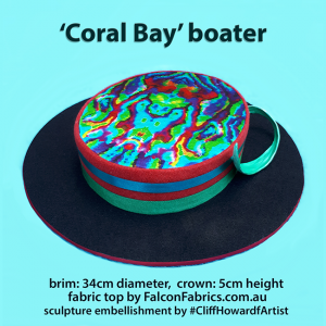 Boaters couture headwear millinery SpringRacingCarnival hats chapeaux cappelli écharpes CliffHowardArtist RoyalAscot TheDerby MelbourneCup fashiononthefield LondonHatWeek fashion style MooneeValley melbourneracingclub Racecourse