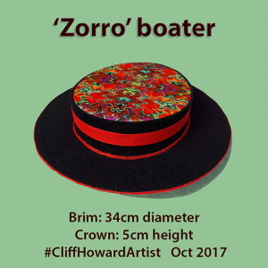 Boaters couture headwear millinery SpringRacingCarnival hats chapeaux cappelli écharpes CliffHowardArtist RoyalAscot TheDerby MelbourneCup fashiononthefield LondonHatWeek fashion style